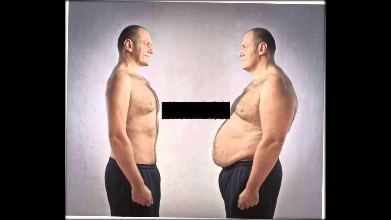 как похудеть и накачаться