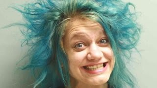 12 Ridiculous Mugshots Of People Who Got Arrested Mid-Party!