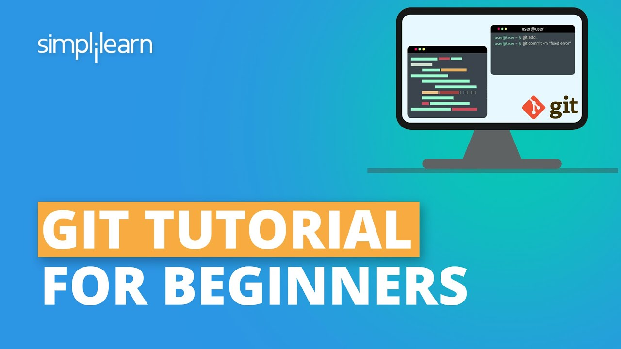 Git Tutorial For Beginners | What Is Git? | Git Explained | Git Commands With Examples