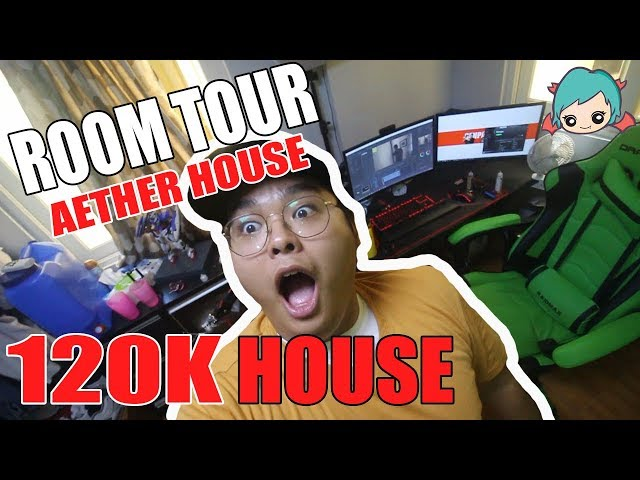 My Room Tour Aether House 120k Rent House Youtube Videos