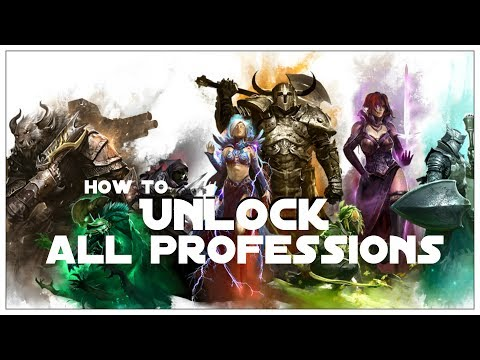 Guild Wars 2: Path of Fire - How To Unlock Professions thumbnail