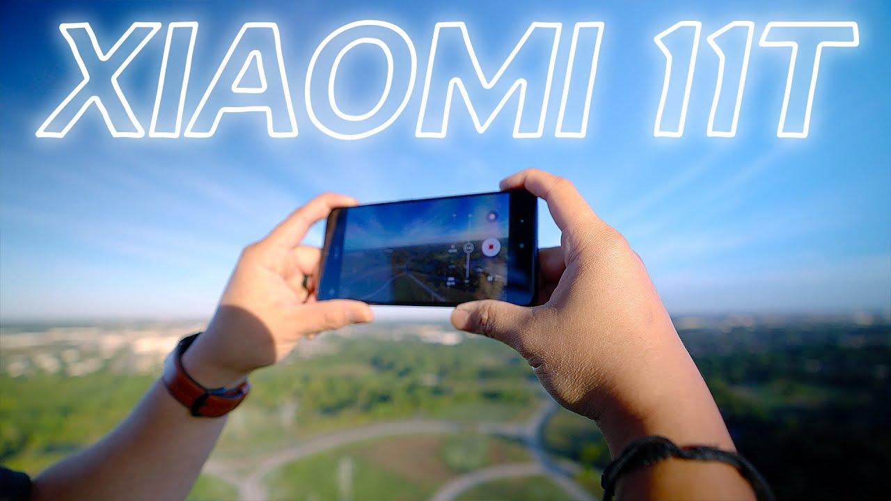Xiaomi 11T Camera Test in a HOT AIR BALLOON!