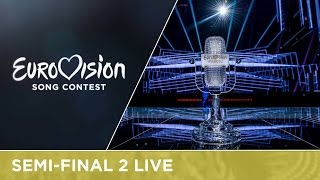 Eurovision Song Contest 2016 - Semi-Final 2 - Qualifiers Press Conference