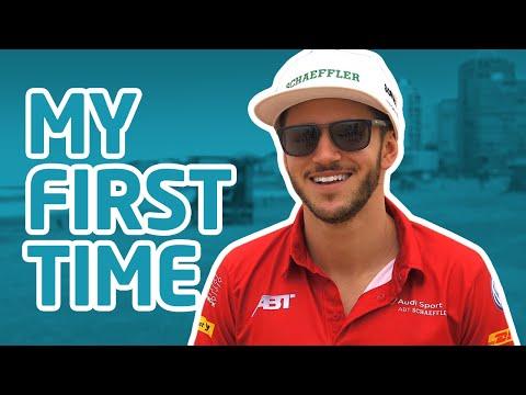 MY FIRST TIME! w/ Abt Schaeffler Audi Sport's Daniel Abt