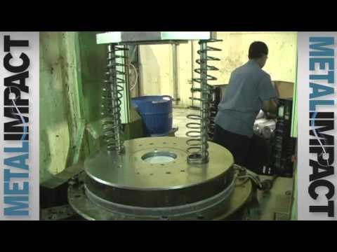 Impact extrusion | Find suppliers, processes & material
