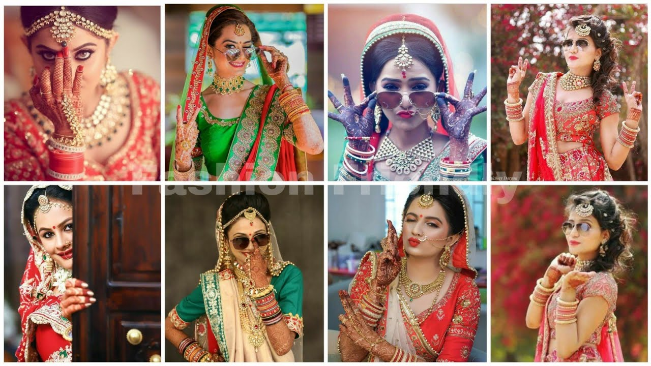 Bridal Photoshoot Poses Bridal Photography Ideas Fashion Friendly Youtube
