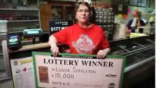 Pennsylvania Lottery Winner Westmoreland County