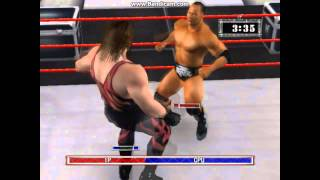 The Rock vs Kane (Hard)