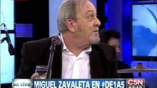 C5n - Musica En Vivo: Miguel Zavaleta