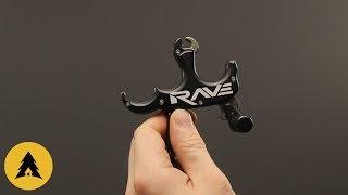 Релиз для лука T.R.U Ball Rave-3 (Т-образный)