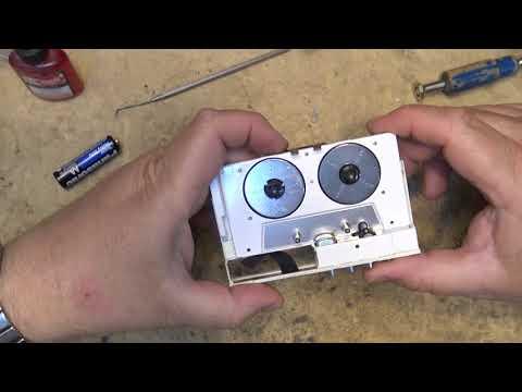 Sony Walkman WM10 Repair