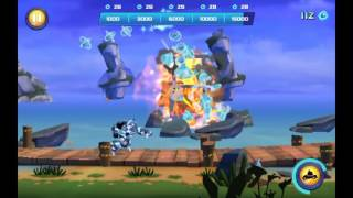 Transformers Angry Birds