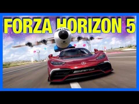 Forza Horizon 5 : Opening Gameplay, Race Mode & Cover Cars!! (FH5 Gameplay)