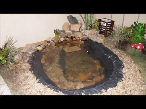 Como fazer um lago doovi for Como construir un lago artificial