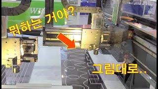 모션 제어, 다축로봇, 로봇팔 하이윈(hiwin) 코엑…