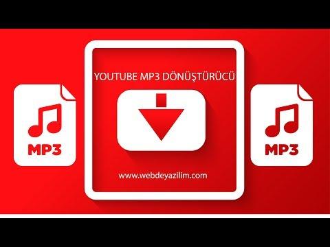 YouTube MP3 Dönüştürücü 2018 | Android Uygulama & Site Mevcut!