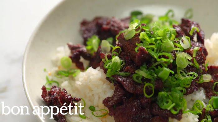 Quick-Seared Bulgogi | Bon Appetit - YouTube