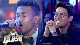 "The Clash: Jong Madaliday reprises ""Tadhana"" 