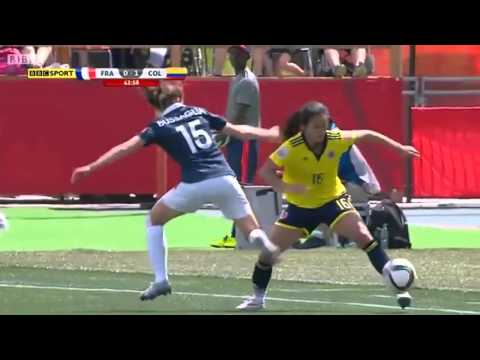 skills women's soccer(world cup)