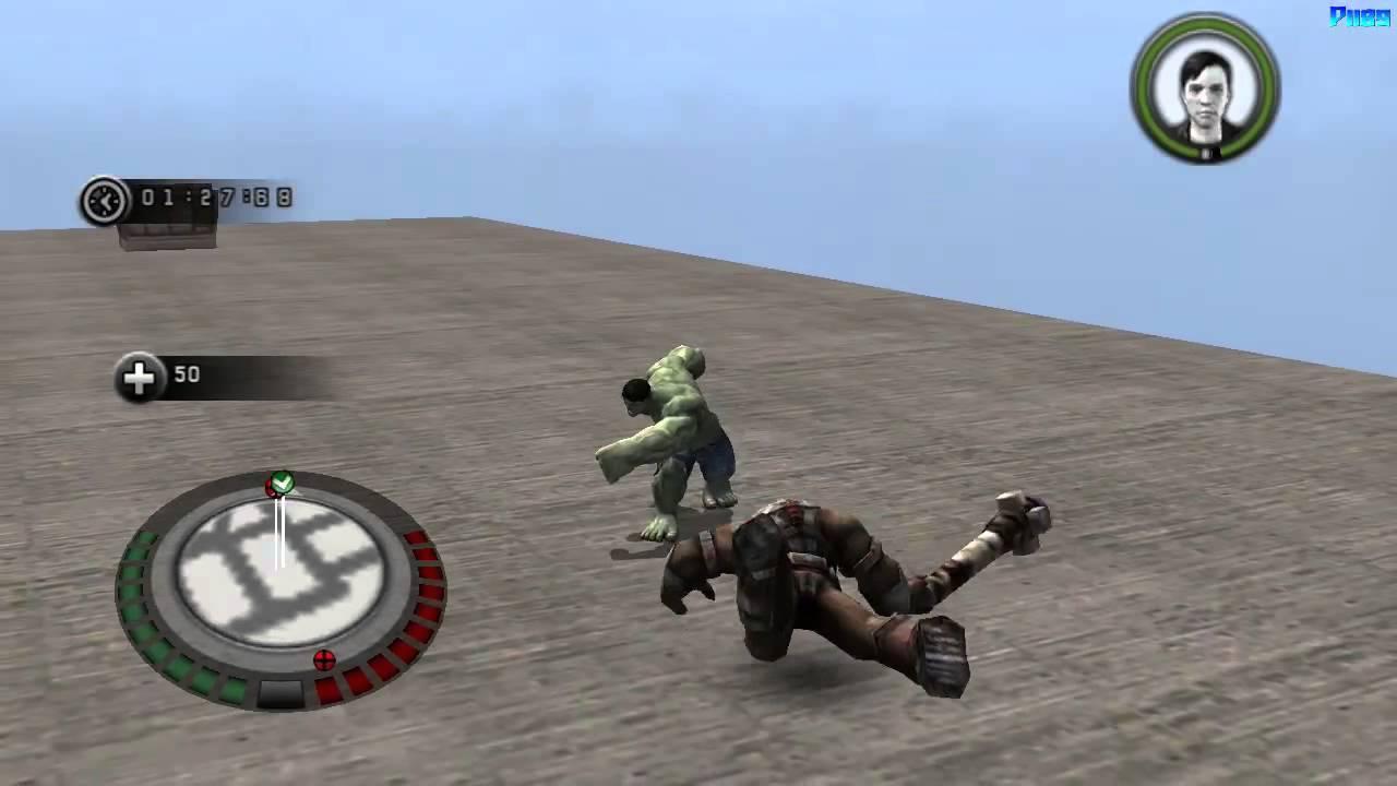 Longplay of The Incredible Hulk: Ultimate Destruction ...