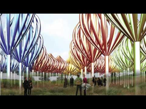 Renewable energy art: the wave of the future