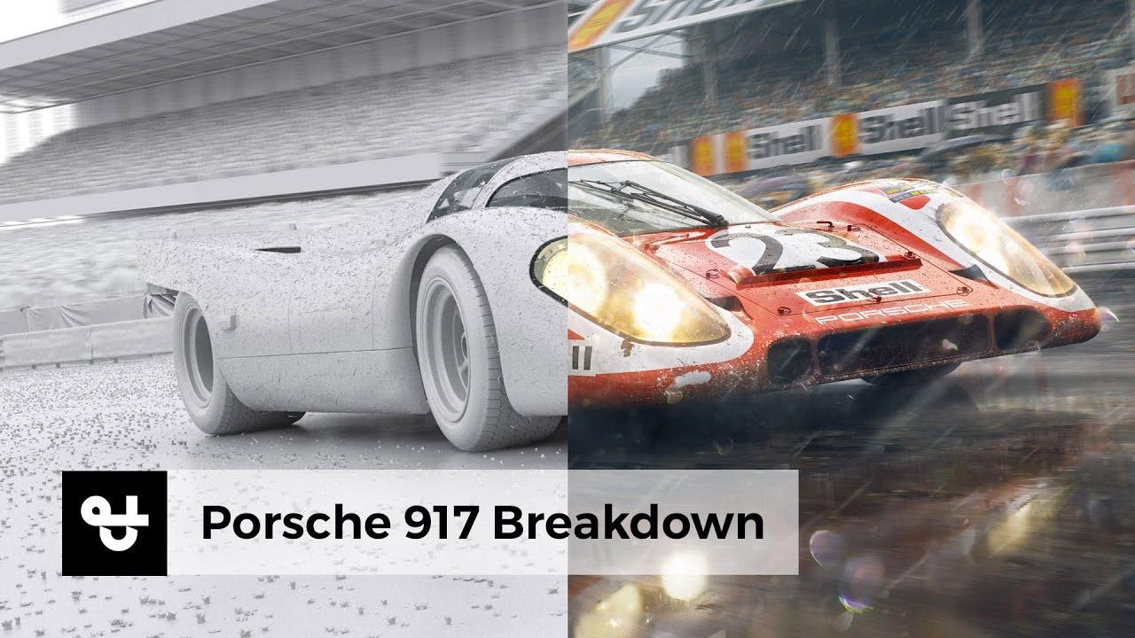 Porsche 917 le mans 1970 artwork by unique limited - Le fenetrier le mans ...