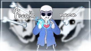.: Freaks || meme :. (THANKS FOR 90+ SUBS)