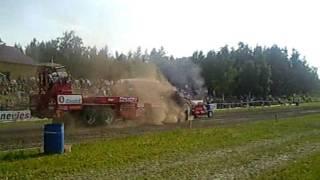 Tractor Pulling SM 2011, Piikkiö Finland | TATJAANA