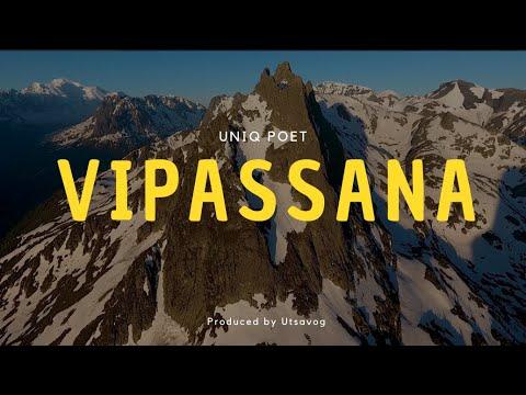 Uniq Poet – Vipassana