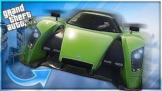 DEN NYE SUPER BIL TIL $1.955.000! GTA V ONLINE: DANSK!