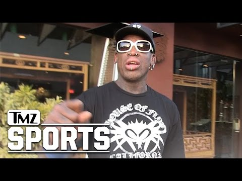 Dennis Rodman -- My Son's WAYYY Better Than I Was At BBall!!