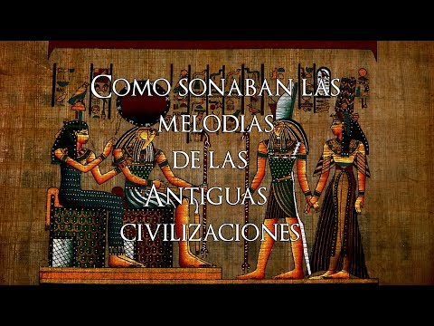 How Did Ancient Civilizations music sound?