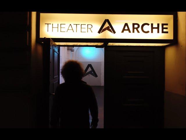 Theater Arche Drohnenflug
