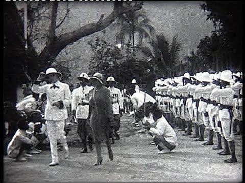 Down Mekong to Luang Phrabang, Laos in 1930