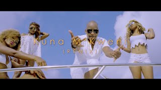 GAZZA ft DAVIDO - KUNA M'KWENI remix (Official Video)