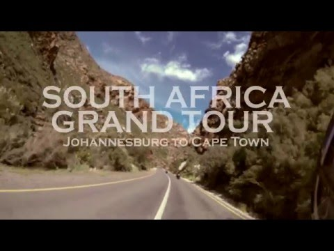 South Africa Grand Tour - Johannesburg To Cape Town