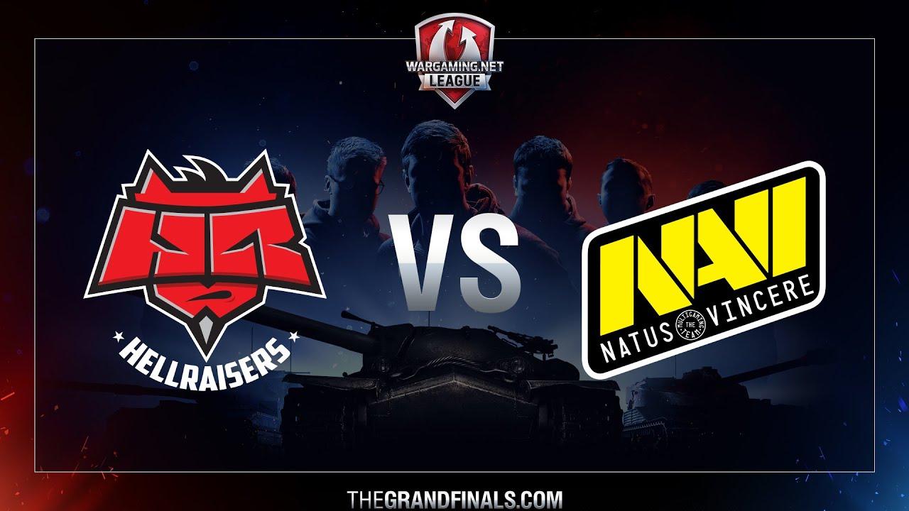 WGL GF 2016 - Group C -NAVI vs HellRaisers