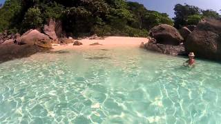 Таиланд, Пхукет   Краби, Ко Пхи Пхи пляж Мая бэй, Симиланы(Таиланд, Пхукет Краби, Ко Пхи Пхи пляж Мая бэй, Симиланы., 2013-09-18T00:08:26.000Z)