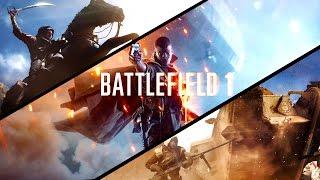Проходим сюжетную кампанию Battlefield 1
