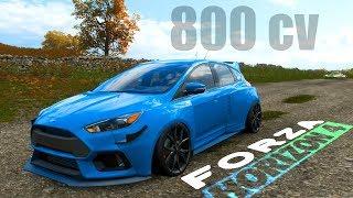 Forza Horizon 4: FOCUS RS DA 800 CV - Oltre 300 km/h