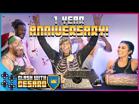 ONE YEAR ANNIVERSARY SUPER SPECTACULAR! (feat. CATHY KELLY, SHEAMUS & CREED!) - Clash With Cesaro