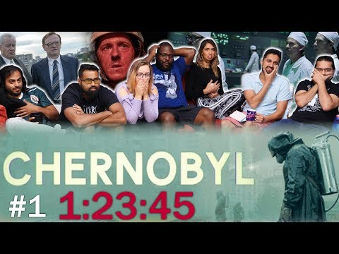 Chernobyl Episode 1 - 1:23:45 - Group Reaction