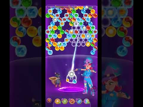 Bubble Witch 3 Saga Level 1272 ~ No Boosters