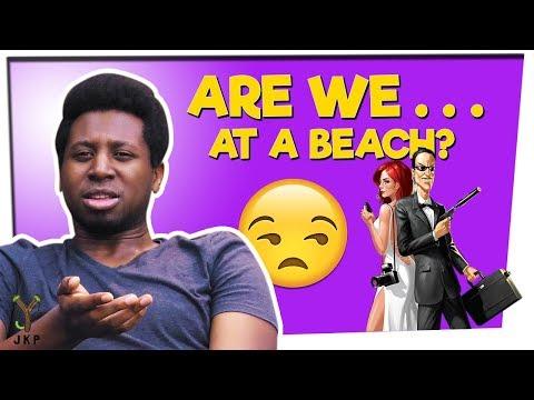 Spyfall | We're At A Beach Ft. Gina Darling