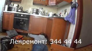 [ШПИОНСКОЕ ВИДЕО] Ремонт стиральных машин на дому в Санкт-Петербурге Ленремонт(Посмотрите видео, как мастер Ленремонта ремонтирует стиральную машину., 2015-07-27T09:03:03.000Z)