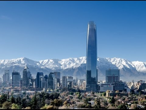 SANTIAGO CHILE The most expensive city in Latin America, 1st day in Santiago chile rec by ZeeShades