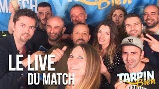 Le Live du match du Tarpin Bien Dijon / OM