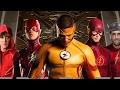 The Flash The Multiverse The Wrath of Savitar Trailer