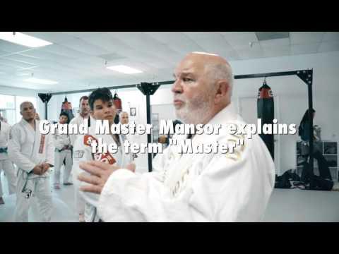 Grand Master Joe Moreira and Grand Master Francisco Mansor BJJ Coral Belt Ceremony