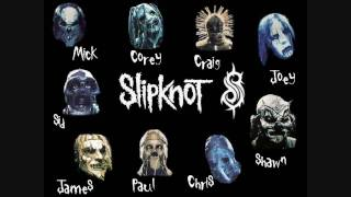 Before I Forget By: Slipknot [Lyrics]